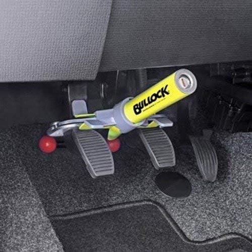 Fiat Freemont Bullock Excellence X Blocca Pedale Antifurto per Auto in Acciaio