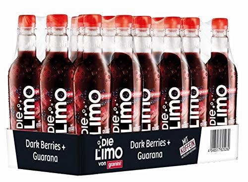 Die Limo Original Dark Berries-Guarana, 18er Pack, EINWEG (18 x 500 ml)