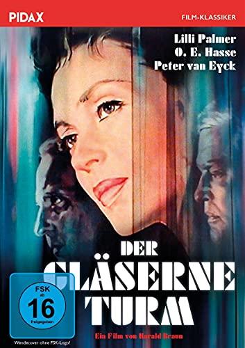 Der gläserne Turm / Aufwändiges Filmdrama mit Starbesetzung (Pidax Film-Klassiker)