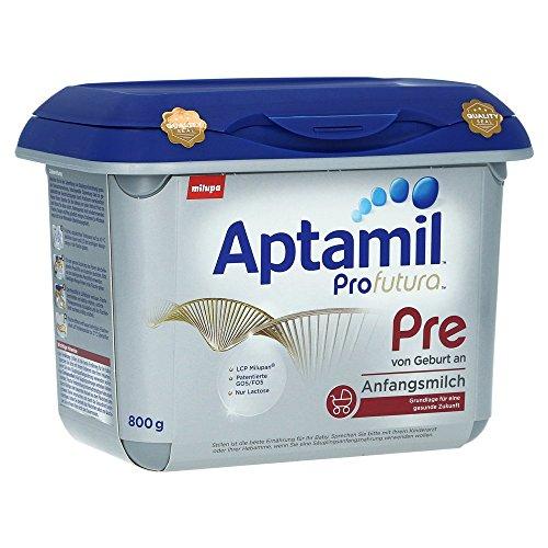 Aptamil Profutura Pre - von Geburt an, 3er Pack (3 x 800g) Safebox