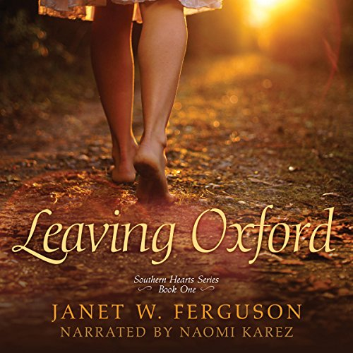 Leaving Oxford audiobook cover art