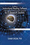 The Effect of Instructional Reading Software on Developing English Reading Speed and Comprehension