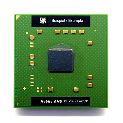 AMD Turion 64 TMDML32BKX4LD Notebook CPU ML-32 1.8 GHz 512 KB Socket Socket socket 754 (rigenerato)