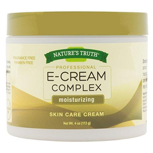 Nature's Truth Professional E-Cream Complex Moisturizing Skin Care Cream - 4 oz, Pack of 6