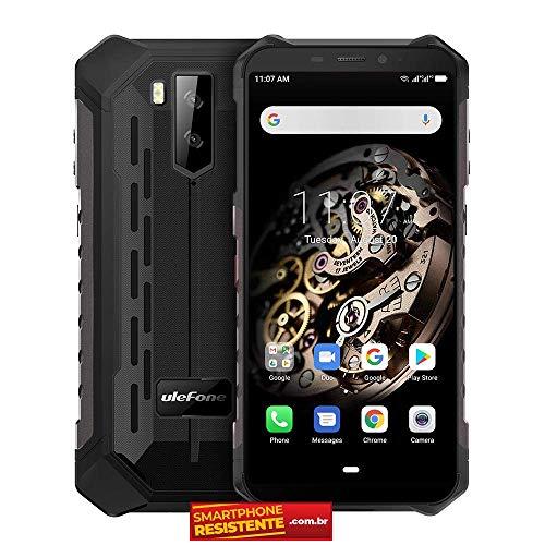 Celular 4G Ulefone Armor X5 Ip68 3gb+32gb Octacore 2.0Ghz