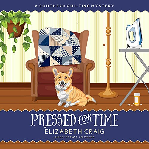 Pressed for Time cover art