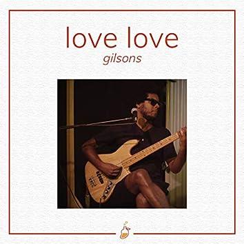 Love Love (Ao Vivo no Estúdio MangoLab)