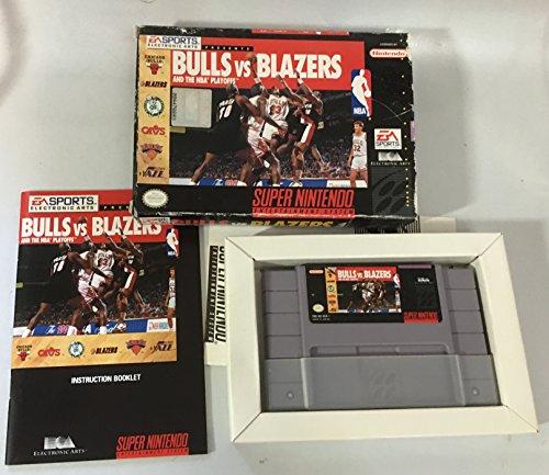 Bulls vs. Blazers [video game]
