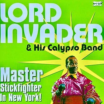 Master Stickfighter In New York! (Remastered)