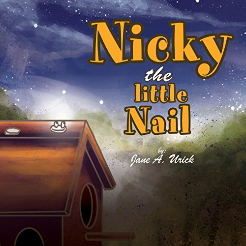 Nicky, the Little Nail audiobook cover art