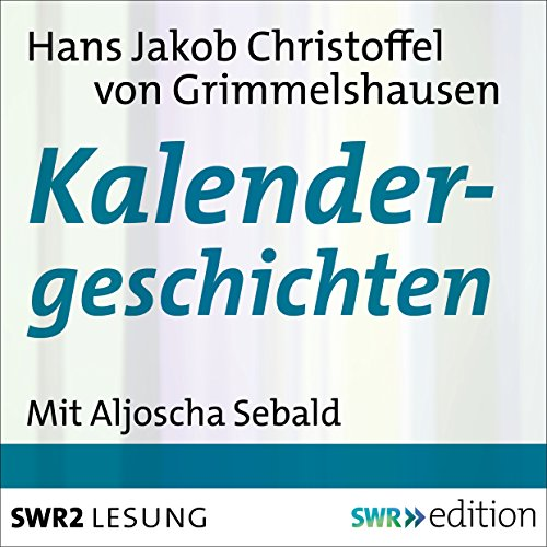 Kalendergeschichten audiobook cover art