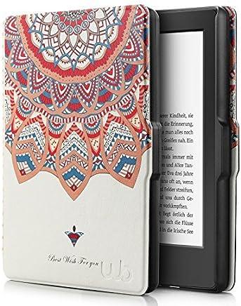 Capa Kindle Paperwhite Gerações Anteriores (Não Compatível com Novo Kindle Paperwhite 10ª Geração) Ultra Leve Mandala