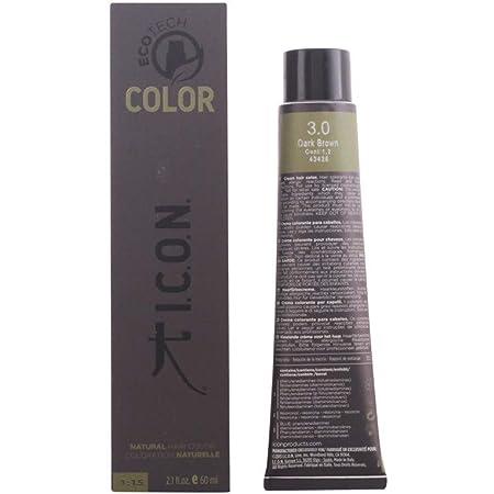 Icon Ecotech Natural Color 6.3 Dark Golden Blonde Tinte - 60 ml
