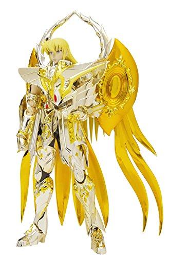 Figurine 'Saint Seiya' - Figurine Soul of Gold - Virgo God - 18 cm - Jaune