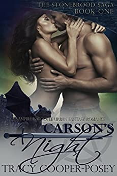 Carson's Night (The Stonebrood Saga Book 1) by [Tracy Cooper-Posey]