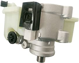 DRIVESTAR 20-64610 Power Steering Pump with Reservoir for 2002-2006 Jeep Liberty 3.7L V6, OE-Quality New Power Steering Pump Liberty 2002 2003 2004 2005 2006, Liberty Power Steering Reservoir