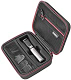 RLSOCO Funda para Philips Barbero MG7720/15 MG7770/15 MG7720/15 MG7710/15 & Multigroom series 7000 MG7730/15 Recortador...
