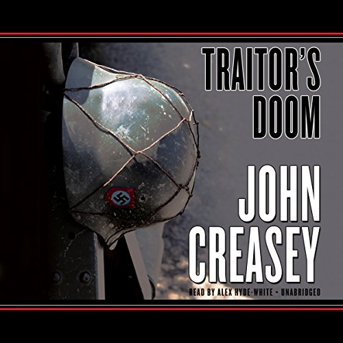 Traitor's Doom audiobook cover art