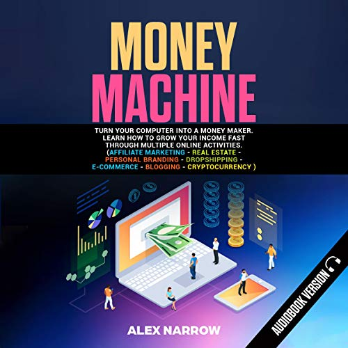 Money Machine cover art