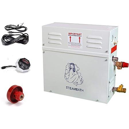 est/ándar europeo de 220 V mejora la circulaci/ón sangu/ínea Generador de vapor seguro para el hogar para sauna de vapor ventaja para sistemas inmunol/ógicos