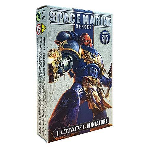 Games Workshop Warhammer 40k Space Marine Heroes Series 1 Blind Box (1 Blind Box)