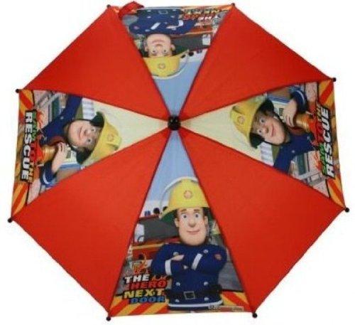 Sam Feuerwehrmann Schirm-Regenschirm