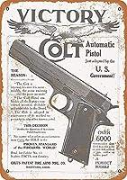 Colt MVictory ティンサイン ポスター ン サイン プレート ブリキ看板 ホーム バーために
