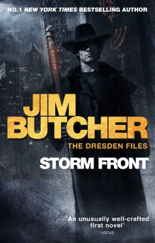 Storm Front: The Dresden Files, Book One (The Dresden Files series 1) (English...