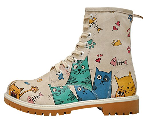 DOGO Boots + Tall Bag Bundle - Cat Lovers 38