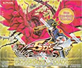 YuGiOh 5D's Crossroads of Chaos ENGLISH Booster Box Trading Card Game (24 Packs)