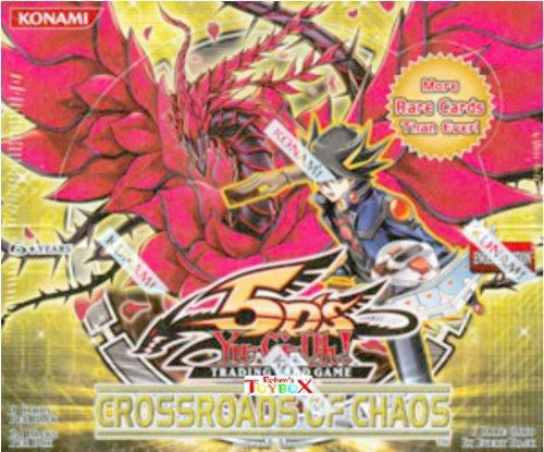 YuGiOh 5D's Crossroads of Chaos ENGLISH...