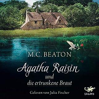 Agatha Raisin und die ertrunkene Braut Titelbild