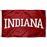 College Flags & Banners Co. Indiana Hoosiers 3x5 Flag