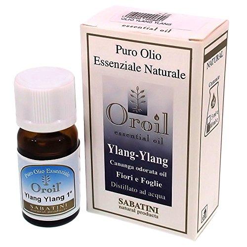 Aceite esencial Ylang Ylang – 100% natural calidad extra