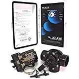 Hayward GLC-2P-A Solar Pool Heating Control System with 3-Way Valve, Actuator and 2 PC Sensors