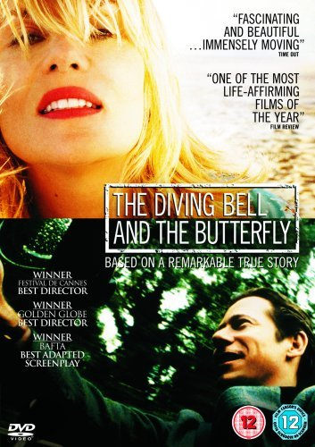 Diving Bell And The Butterfly DVD [Reino Unido]