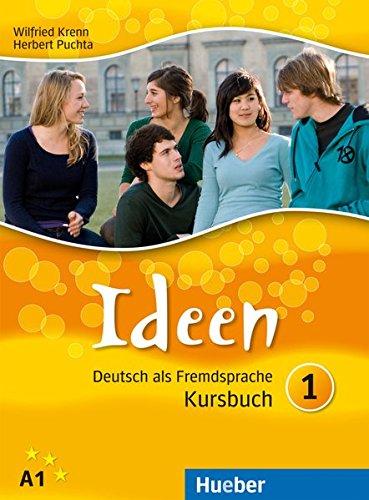 IDEEN 1 Kursbuch+CD ROM (c.Glos.)