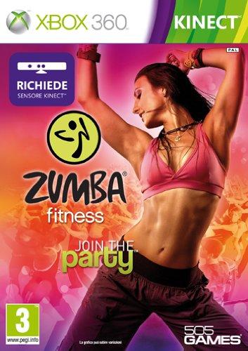 Halifax Zumba Fitness, Xbox 360 - Juego (Xbox 360, Xbox 360, Dance, E (para todos))