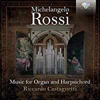 Rossi: Music for Organ & Harps