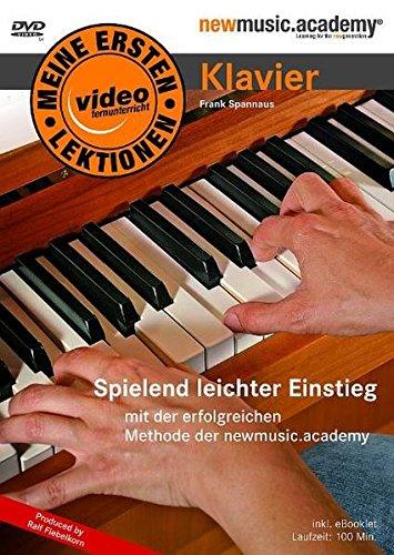 Meine ersten Lektionen Klavier