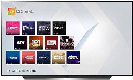 LG OLED55CX6LA TELEVISOR 4K