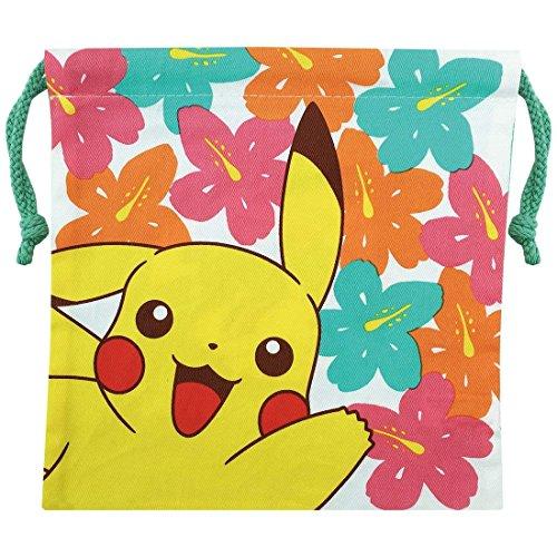 Pequeño Planet Pokemon Alola Pikachu bolsa con cordón...