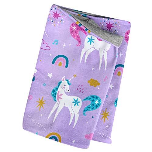 Wollhuhn 20001009 - Pañuelo para niña, color lila
