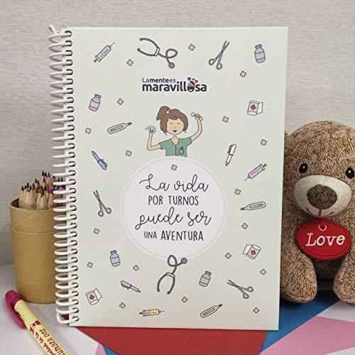 La Mente es Maravillosa: Cuaderno A5  vida por turnos puede ser una aventura