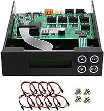 1-2-3-4-5-6-7 Blu-ray CD/ DVD/ BD SATA Duplicator Copier CONTROLLER + Cables, Screws & Manual