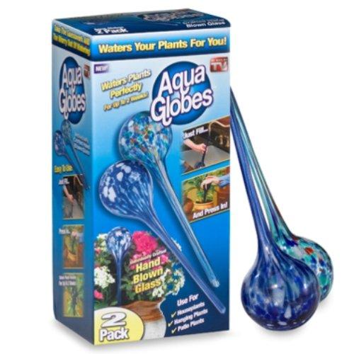 Aqua Globes AG011706 Watering 2 Pack