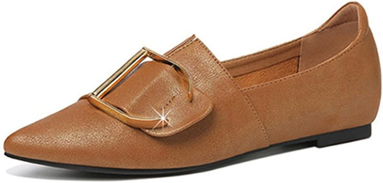Damenschuhe Frühling Herbst Damenschuhe Einzelne Schuhe Frauen Flache Ferse Schuhe Faule Schuhe Schwangere Schuhe Damen Tragen Bohnen Erbsen Schuhe  | Sehr gute Qualität  | Neues Produkt  | Spaß