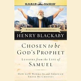 Chosen to be God's Prophet cover art