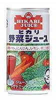 光食品 有機トマト・にんじん・ゆこう使用 野菜ジュース 有塩 190g×30本