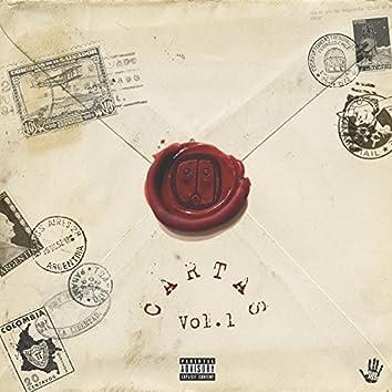 Cartas, Vol.1 - EP